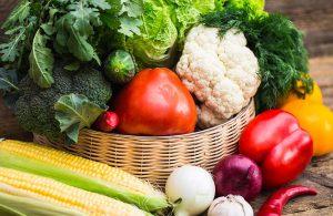 Bio-Vegane Gemüsekiste